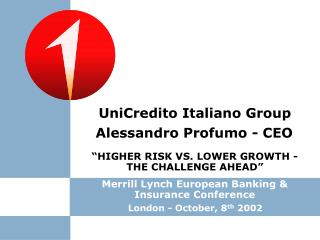 UniCredito Italiano Group
