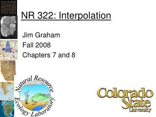 NR 322: Interpolation
