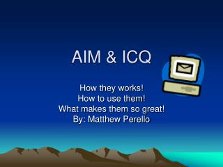 AIM & ICQ