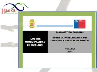 Diagnóstico comunal 2011