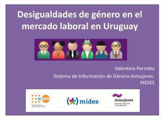 Desigualdades de género en el mercado laboral en Uruguay