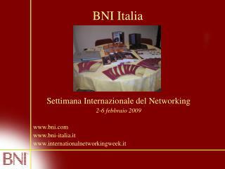 BNI Italia