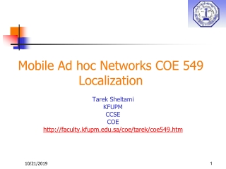 Ad-hoc Deployable Fine-Grained Localization for Wireless Sensor Networks
