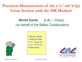 Precision Measurement of the e + e   +   () Cross Section  with the ISR Method