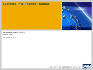 Business Intelligence Training