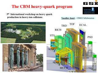 The CBM heavy-quark program