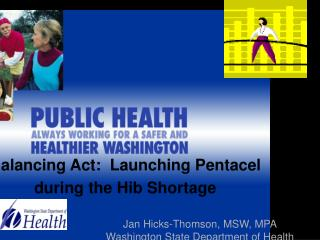 Balancing Act:  Launching Pentacel  during the Hib Shortage