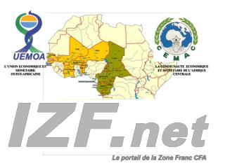 Le portail de la Zone Franc CFA