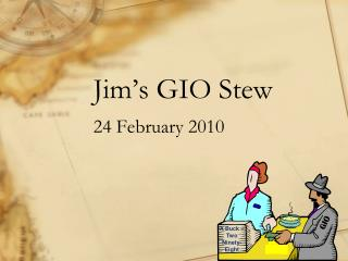 Jim's GIO Stew