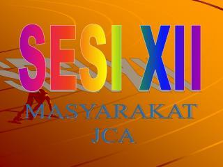 SESI XII