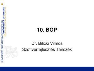 10. BGP