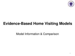 Evidence-Based Home Visiting Models