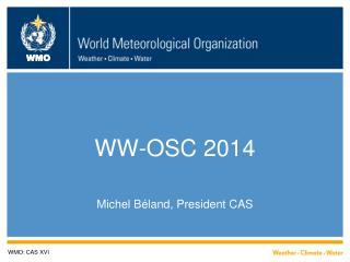 WW-OSC 2014