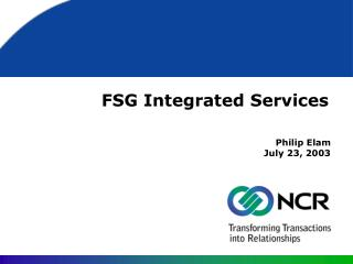 FSG Integrated Services