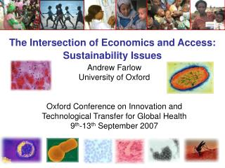 The Intersection of Economics and Access: Sustainability Issues