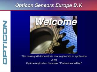 Opticon Sensors Europe B.V.