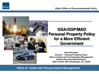GSA�s Office of Governmentwide Policy