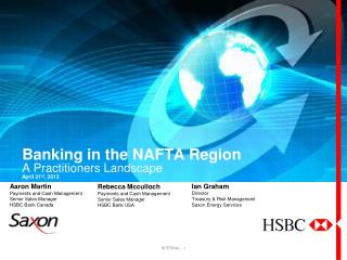 Banking in the NAFTA Region