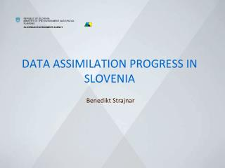 DATA ASSIMILATION PROGRESS IN SLOVENIA