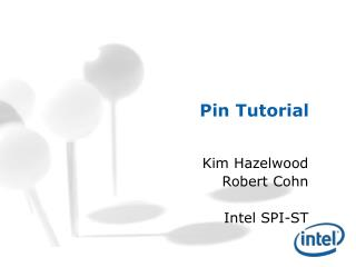 Pin Tutorial