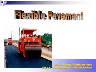 Flexible Pavement