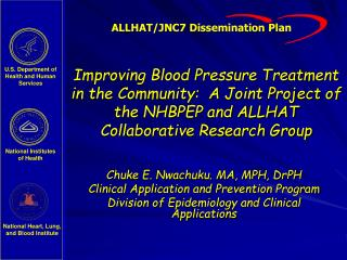 Chuke E. Nwachuku. MA, MPH, DrPH Clinical Application and Prevention Program