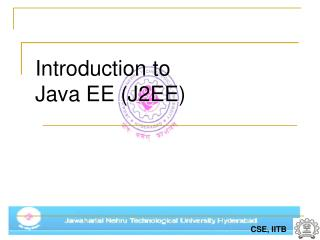 Introduction to Java EE (J2EE)