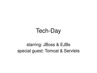 Tech-Day