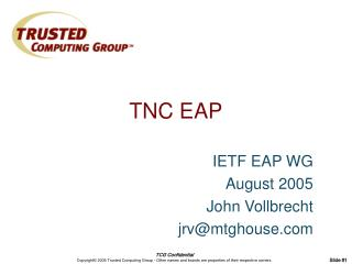 TNC EAP