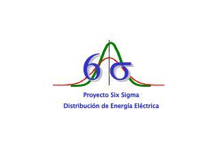 Proyecto Six Sigma Distribución de Energía Eléctrica