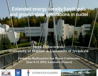 Extended energy density functionals and ground-state correlations in nuclei