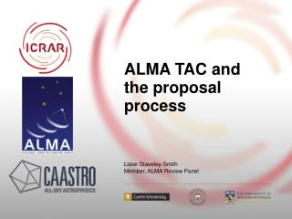 ALMA TAC	and the proposal process