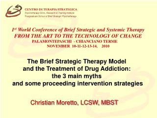 Christian Moretto, LCSW, MBST