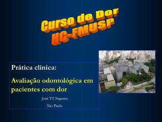 Curso de Dor    HC-FMUSP