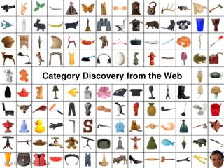 Category Discovery from the Web