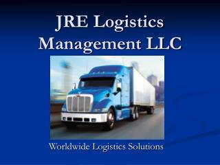 JRE Logistics Management LLC
