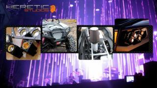 Heretic Studio Presents Exclusive Illumination Components