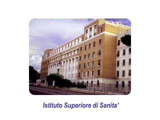 Istituto Superiore di Sanita'