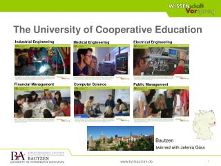 The University of Cooperative Education