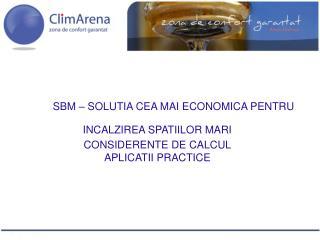 CONSIDERENTE DE CALCUL