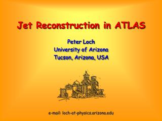 Jet Reconstruction in ATLAS