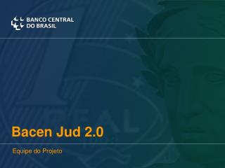 Bacen Jud 2.0