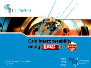 Grid interoperability using