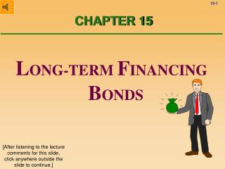 LONG-TERM FINANCING BONDS