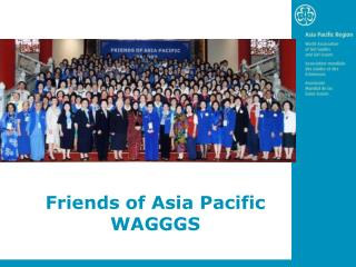 Friends of Asia Pacific WAGGGS