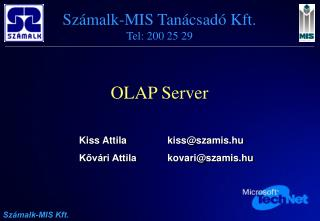 OLAP Server