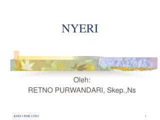 NYERI