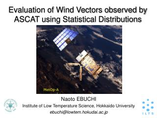 Evaluation of Wind Vectors observed by ASCAT using Statistical Distributions
