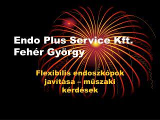 Endo Plus Service Kft. Fehér György