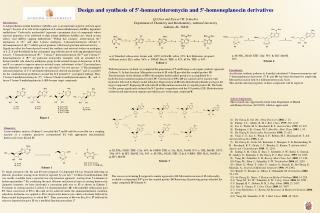 Design and synthesis of 5'-homoaristeromycin and 5'-homoneplanocin derivatives